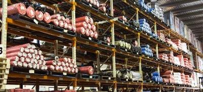 Reglin Rubber Factory Inventory