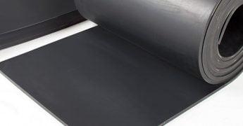Screen cloth rubber