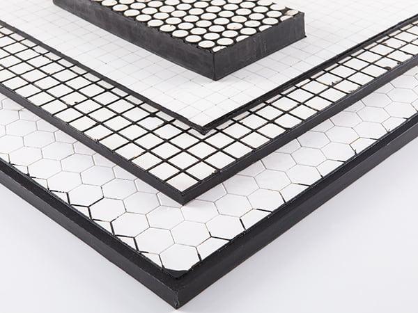 Ceramic Wear Pads & Plates